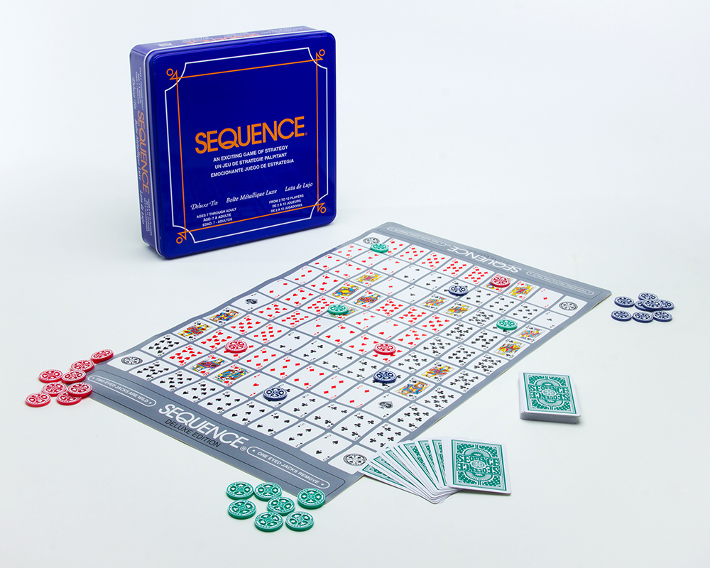 Sequence Deluxe Edition Tin