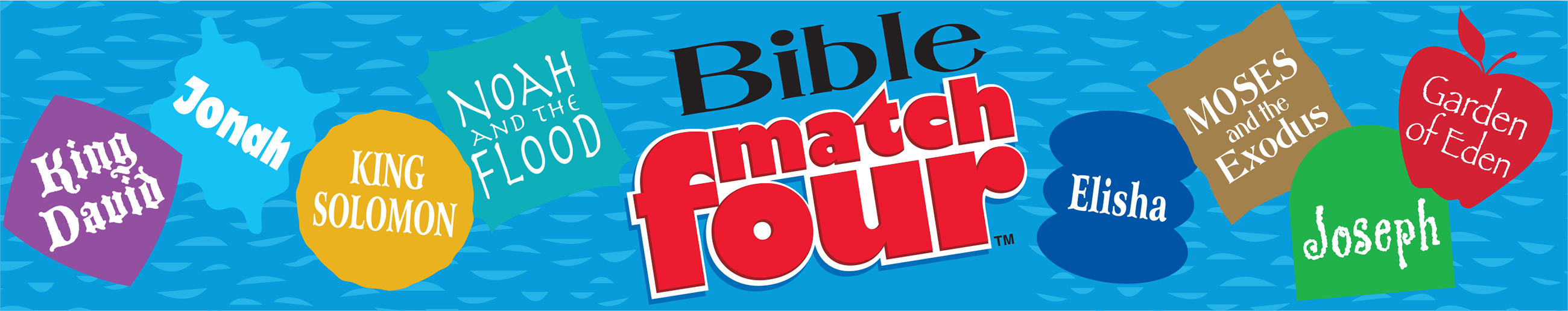 Bible Match Four